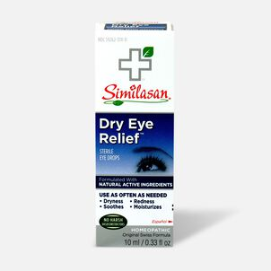 Similasan Dry Eye Relief, 0.33 fl. oz.
