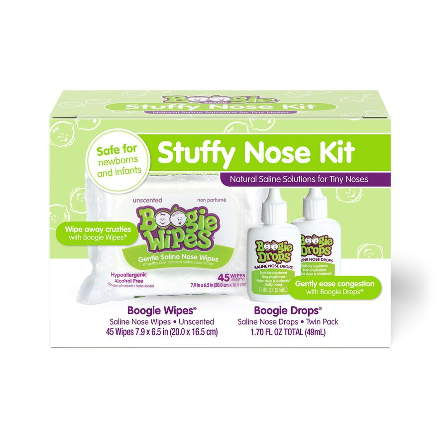 Boogie Stuffy Nose Kit, , large image number 0