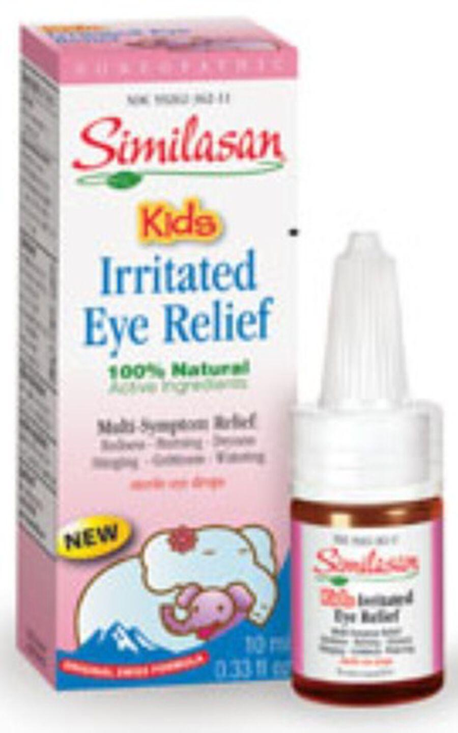 Similasan Kids Irritated Eye Relief, 0.33 fl. oz., , large image number 3
