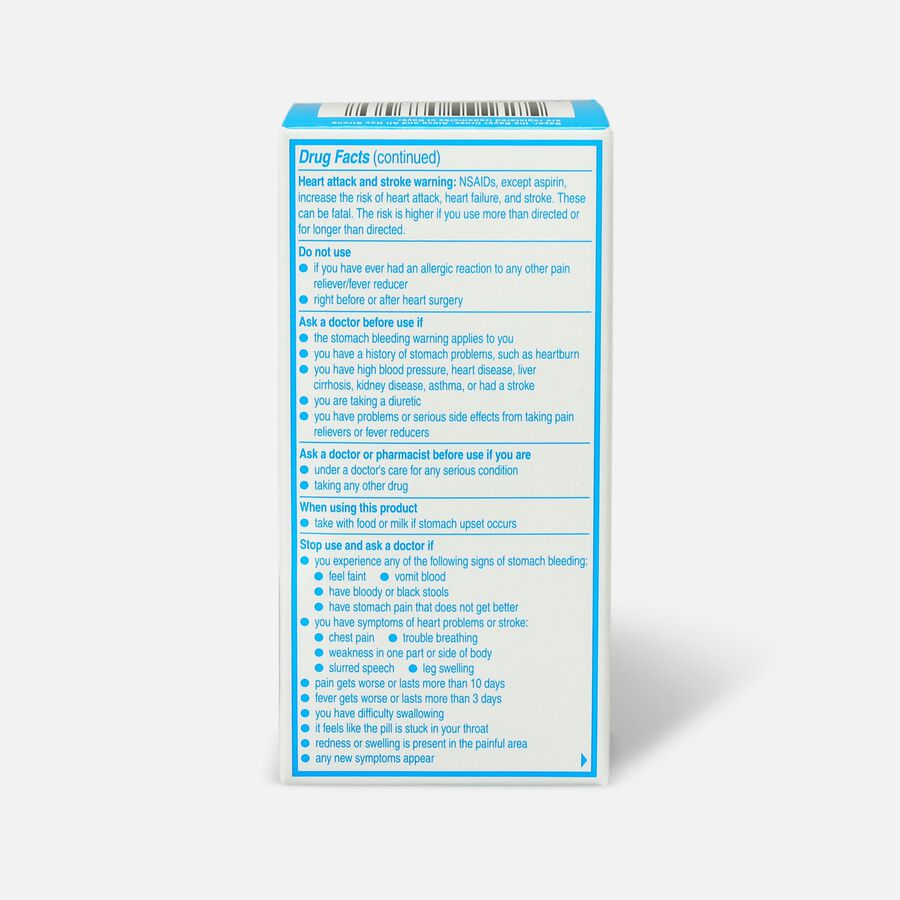 Aleve Back & Muscle Pain, 100ct, , large image number 1