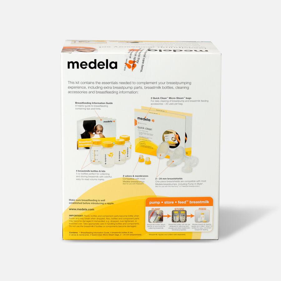 Medela Breast Pump Accessory Set, , large image number 2