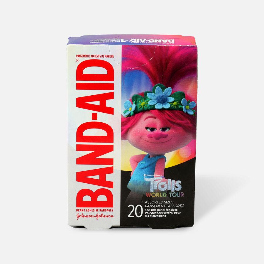 Band-Aid Dreamworks Trolls Assorted Bandages, 20ct., , large image number 3