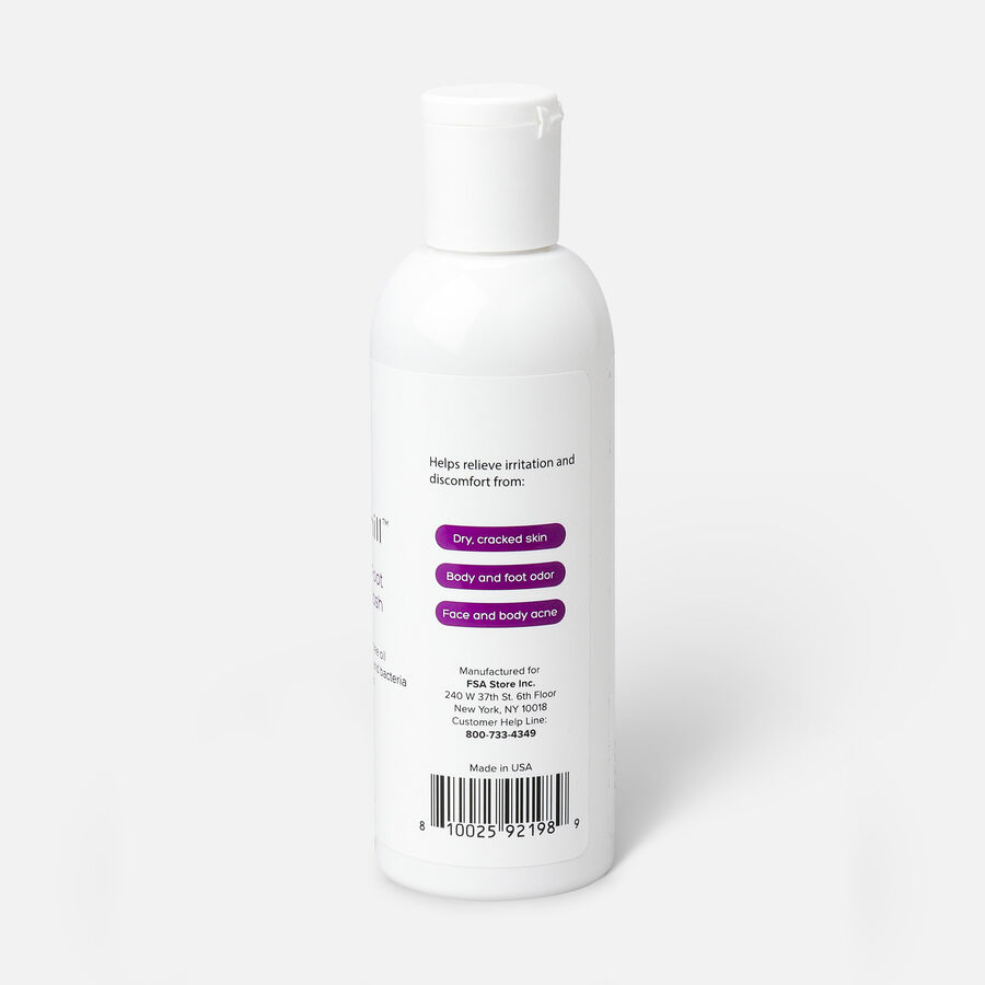 Caring Mill™ Therapeutic Foot Cleaning Wash 5.1 oz, , large image number 1