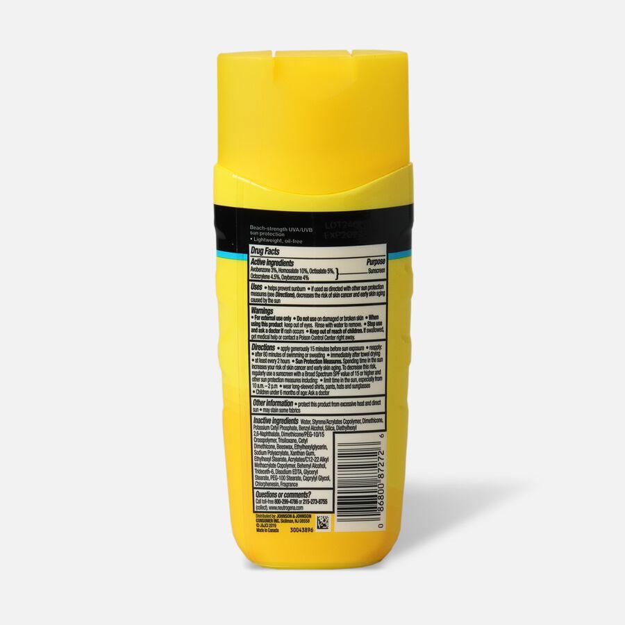 Neutrogena® Beach Defense® Sunscreen Lotion Broad Spectrum SPF 70, 6.7 Oz, , large image number 1