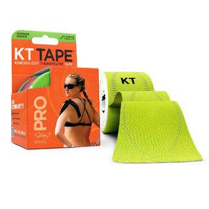 KT TAPE PRO, Pre-cut, 20 Strip, Synthetic, Winner Green
