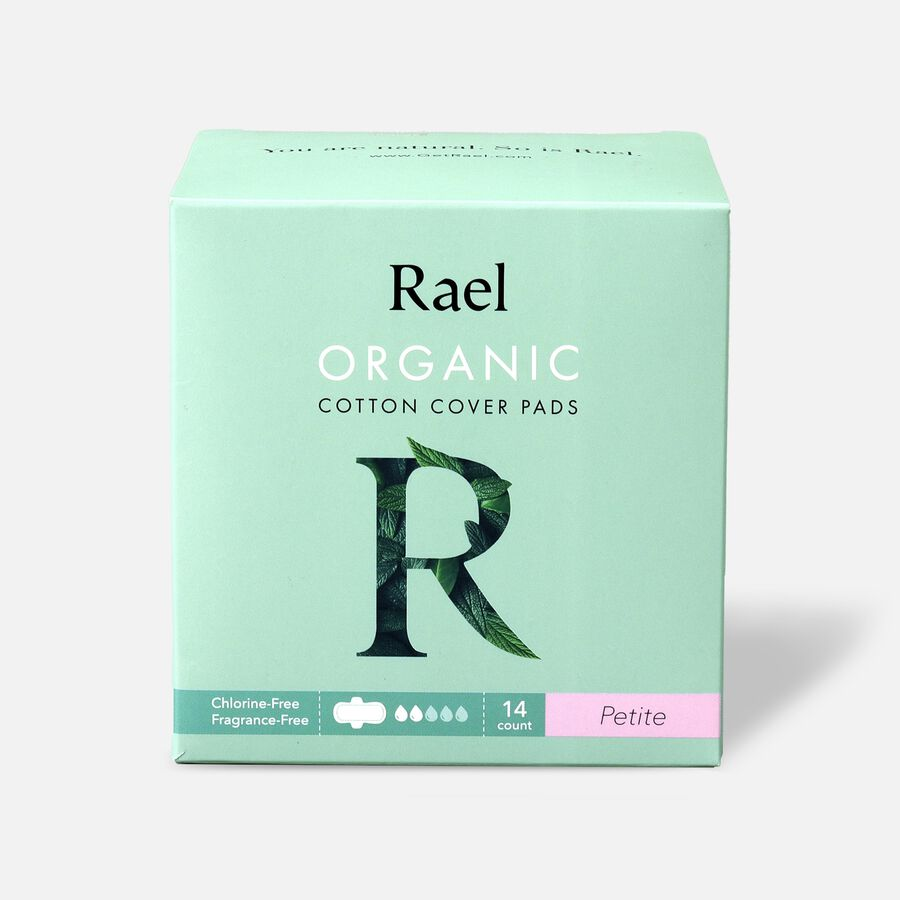 Rael Organic Cotton Cover Pads, , large image number 4
