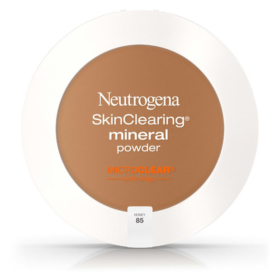 Neutrogena SkinClearing Mineral Powder, .38 oz, , large image number 6