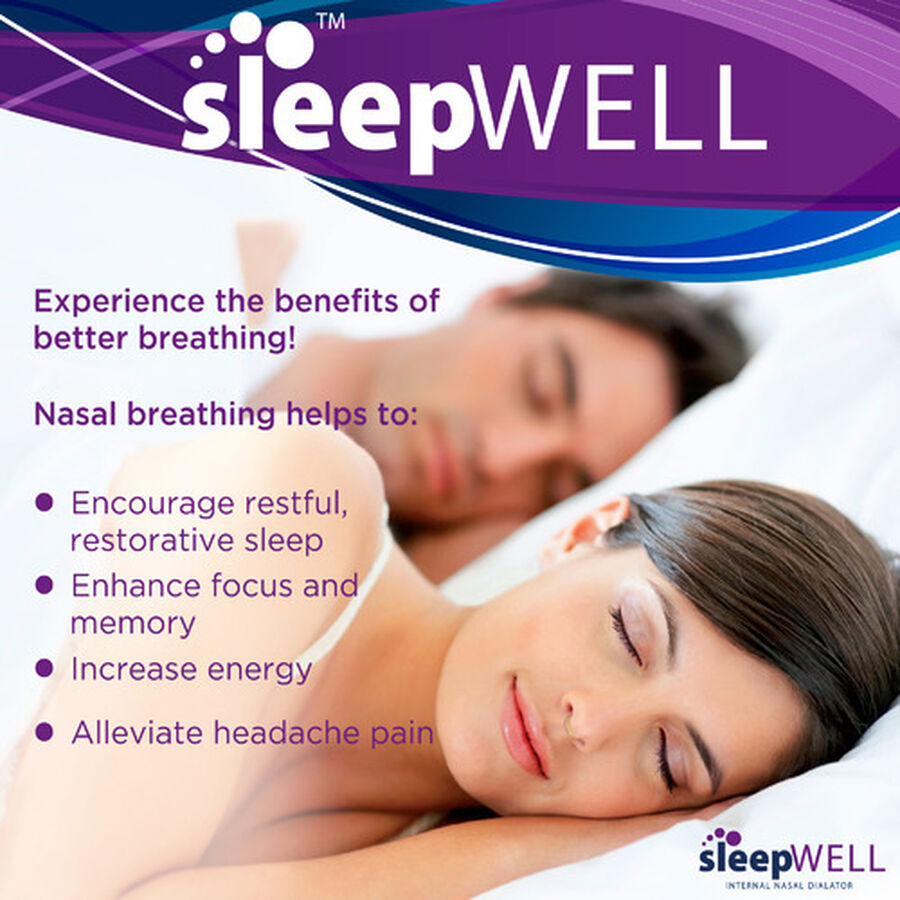 Sleep Well Internal Nasal Dialator, 12 ct, , large image number 5