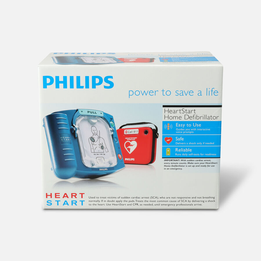 Philips HeartStart Home Defibrillator (AED), , large image number 0