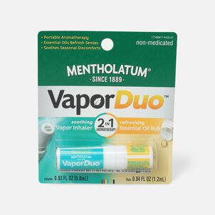 Mentholatum VaporDuo 2 in 1 Aromatherapy Stick