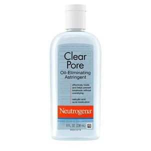 Neutrogena Clear Pore Oil-Eliminating Astringent, 8oz.