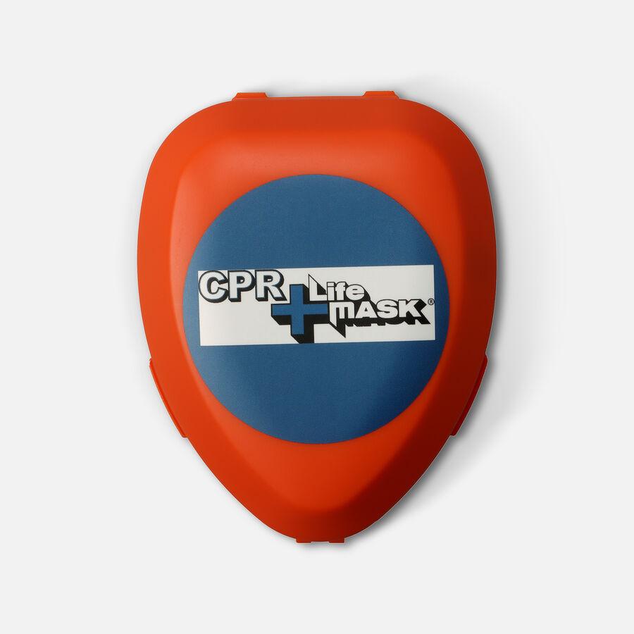 CPR Resuscitator Mask, by Life Mask, , large image number 0
