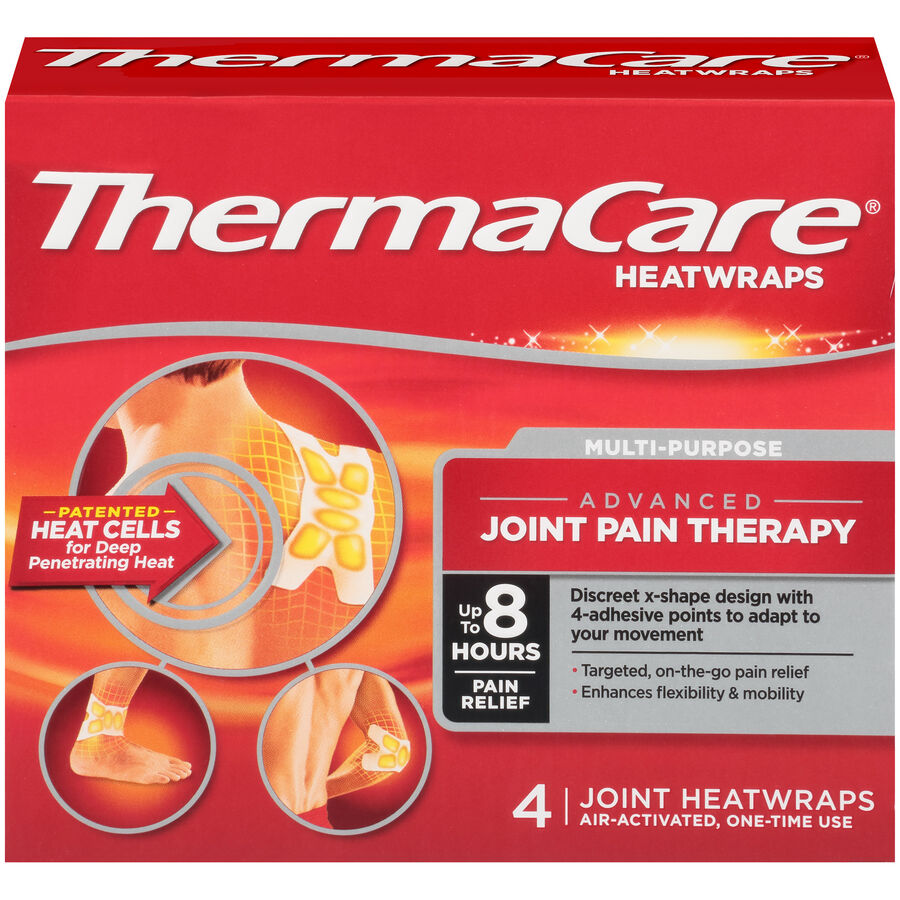 ThermaCare Joint Therapy 8HR, 4 ct, , large image number 0