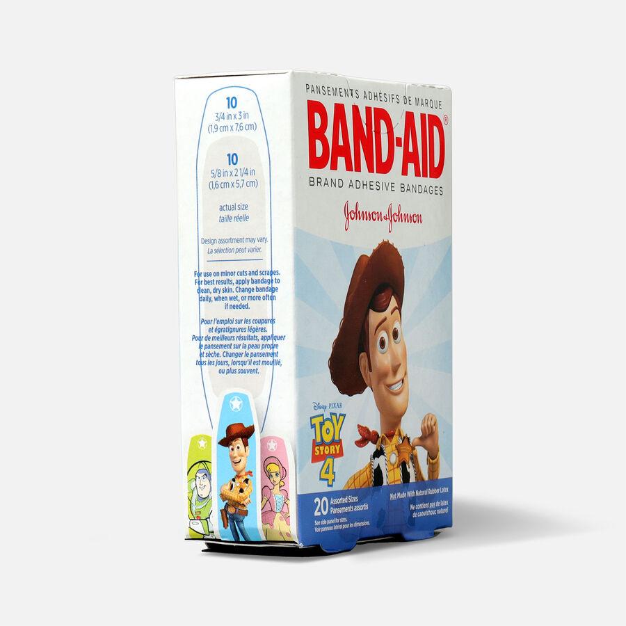 Band-Aid Adhesive Bandages, Disney/Pixar Toy Story 4, Assorted Sizes, 20 ct., , large image number 1