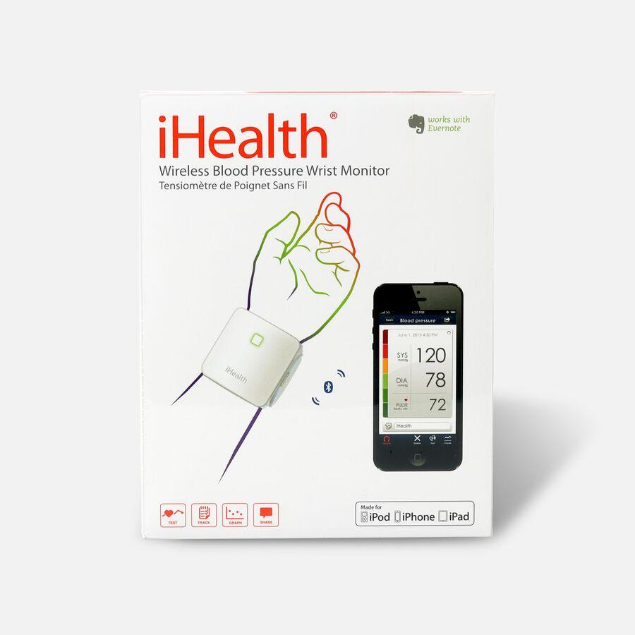 iHealth BP7 Wrist Blood Pressure Monitor, , large image number 1