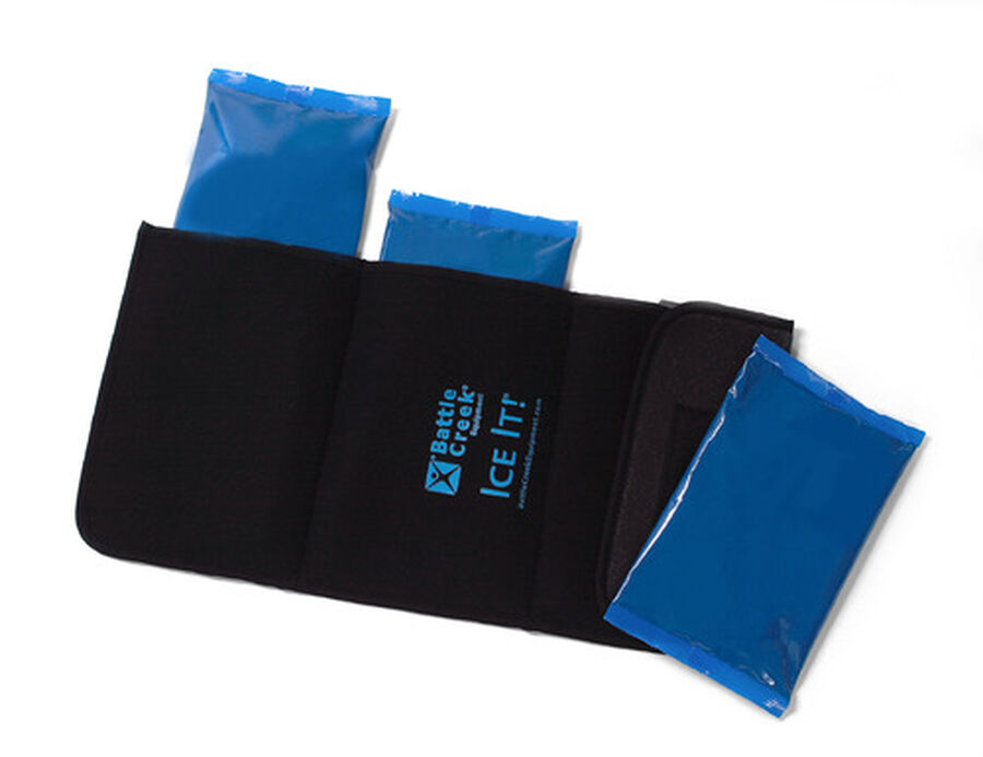 Battle Creek Back Pain Kit 2.0 with Electric Moist Heat and Cold Therapy, , large image number 10