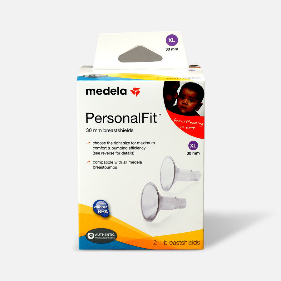 Medela PersonalFit Breast Shields, 2 ea, , large image number 10