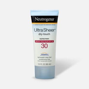 Neutrogena Ultra Sheer Dry-Touch Sunscreen SPF 30, 3 oz