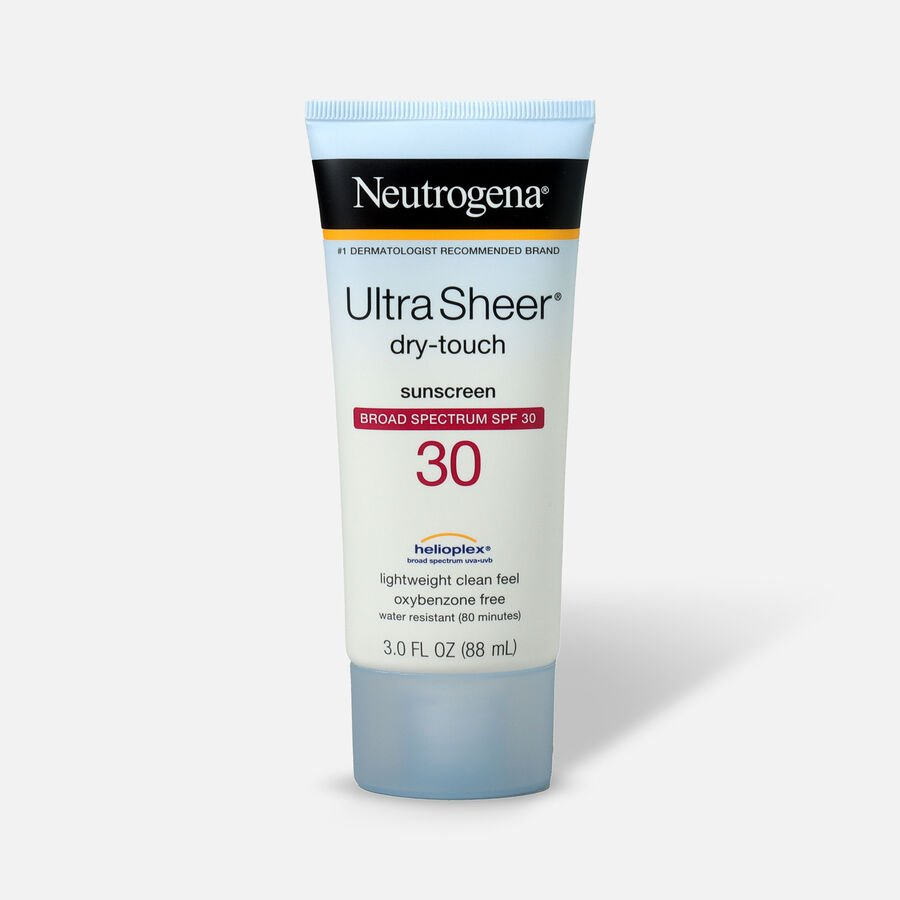 Neutrogena Ultra Sheer Dry-Touch Sunscreen, 3 oz, , large image number 1