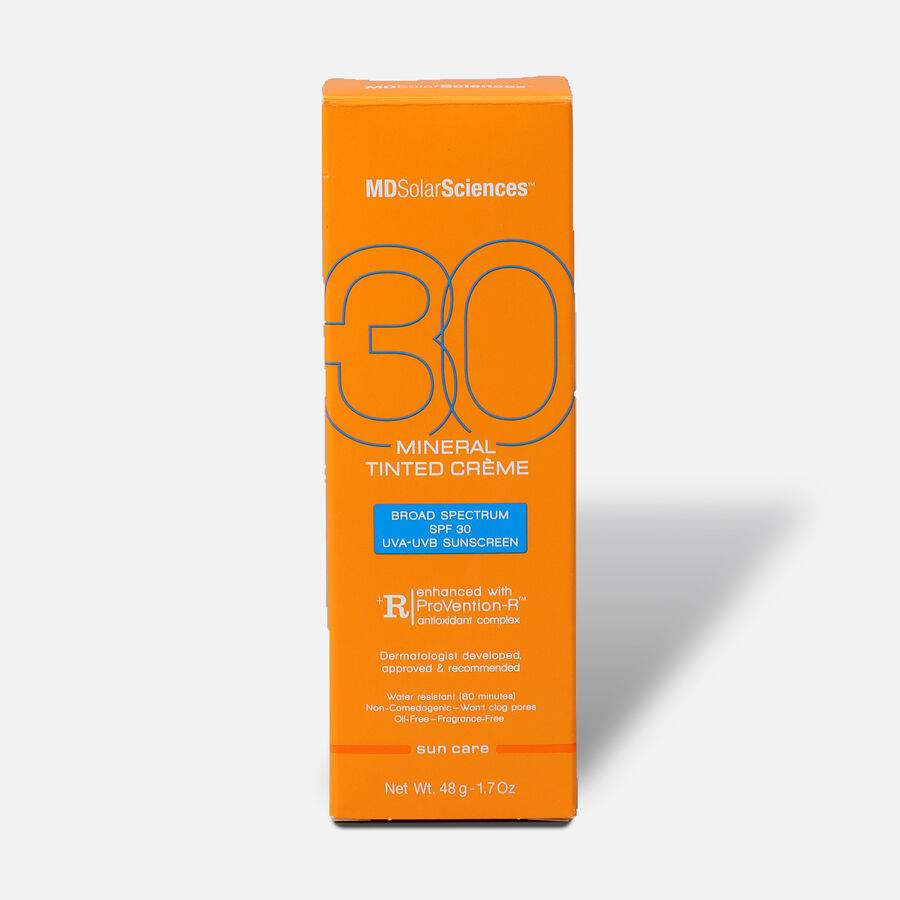 MDSolarSciences Mineral Tinted Crème SPF 30, 1.7oz, , large image number 1