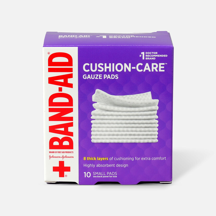 """Band-Aid First Aid Gauze Pads 2""""x2"""", , large image number 0"""
