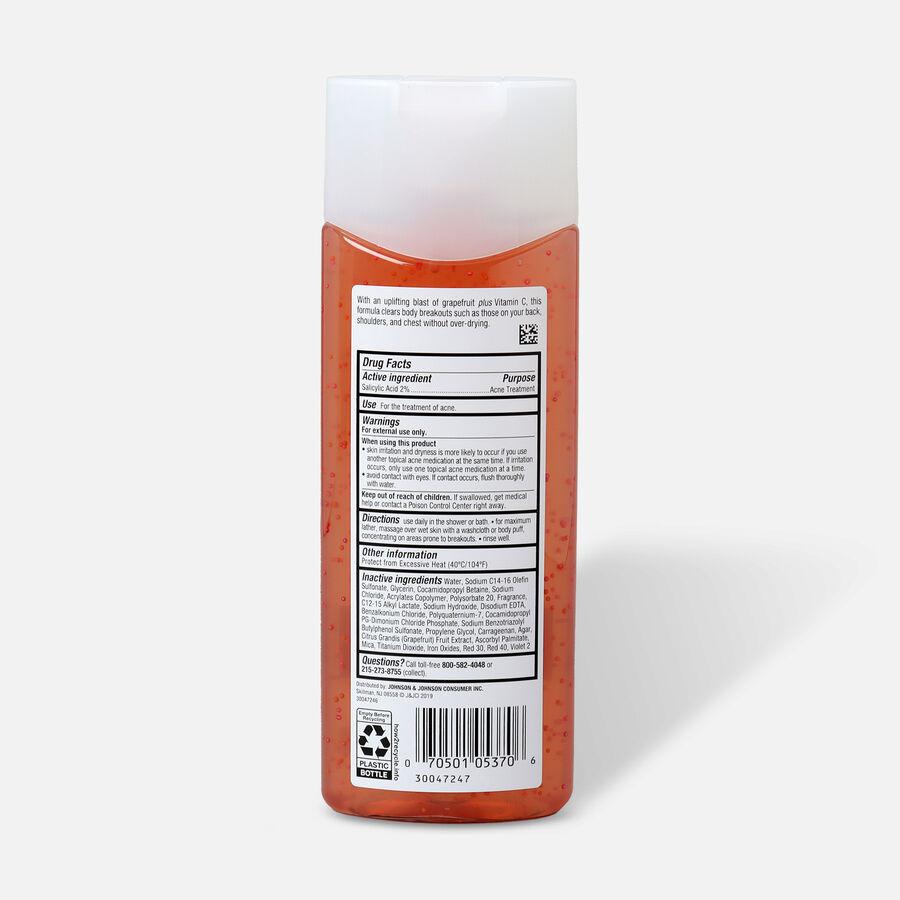 Neutrogena Body Clear Pink Grapefruit Body Wash, 8.5oz, , large image number 1