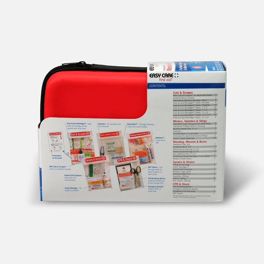 Easy Care Comprehensive First Aid Kit, , large image number 1