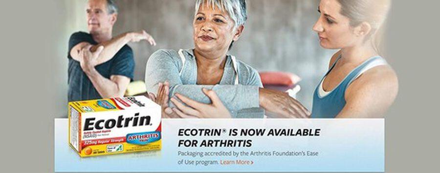 Ecotrin, Regular Strength Aspirin Tablets, 300 ct., , large image number 5