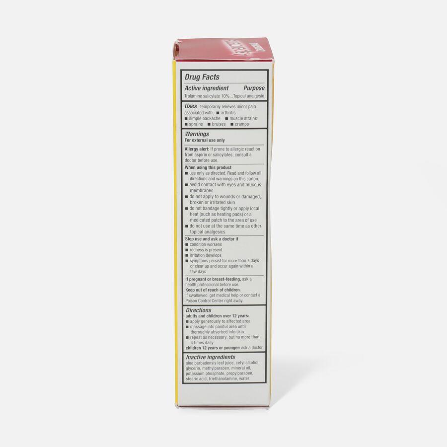 Aspercreme Original Pain Relieving Cream, 3 oz, , large image number 2
