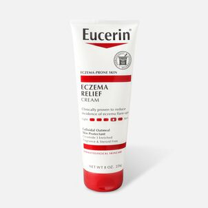 Eucerin Eczema Relief Body Cream, 8oz.