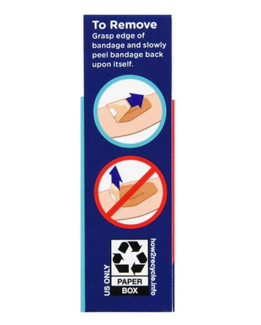 Nexcare DUO Bandage, Assorted, 20ct, , large image number 2