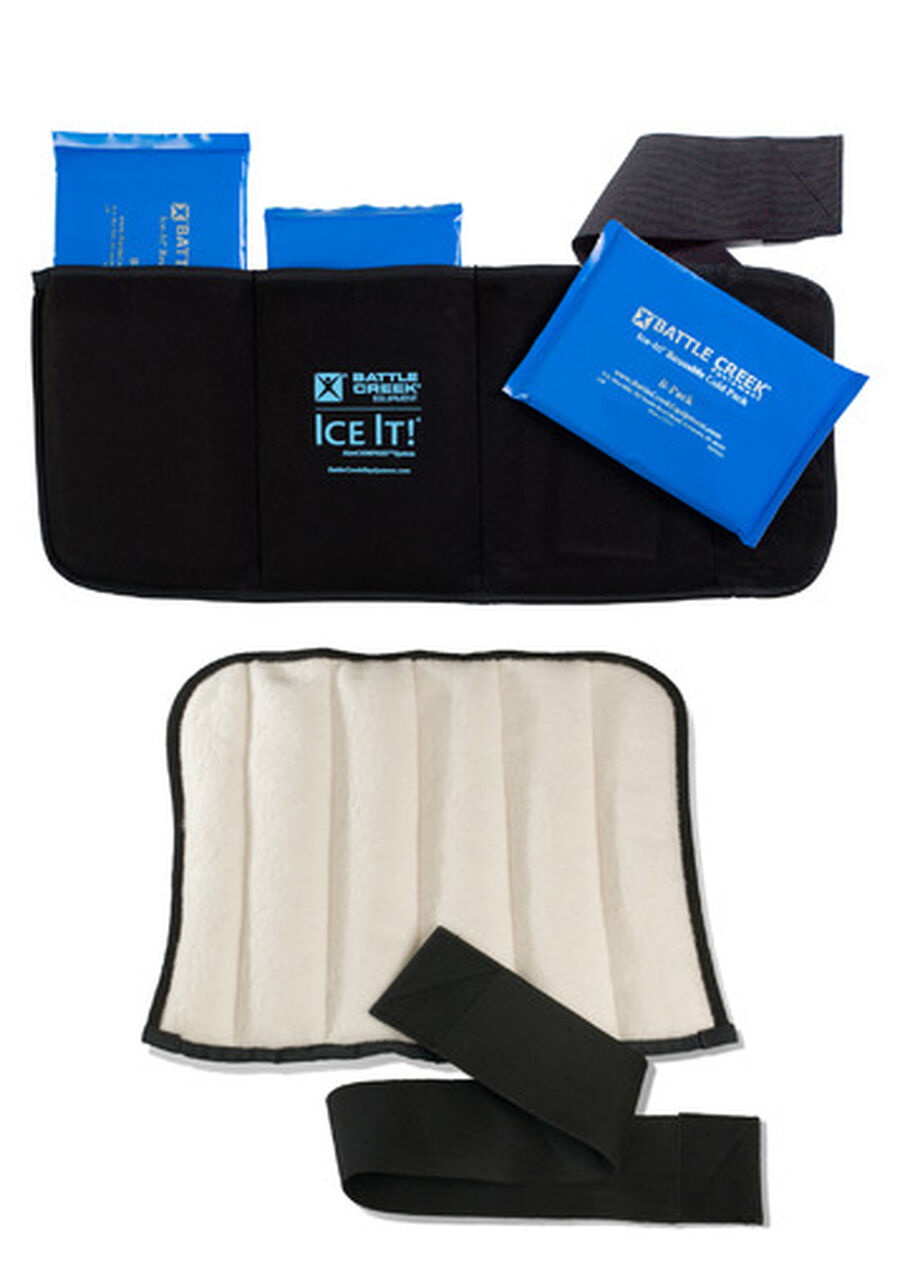Battle Creek Back Pain Kit with Moist Heat and Cold Therapy, , large image number 2