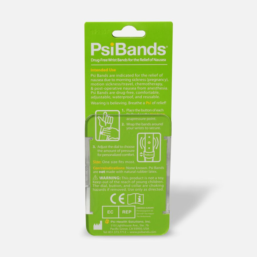 Psi Bands Nausea Relief Wrist Bands - Fast Track, Fast Track, large image number 1