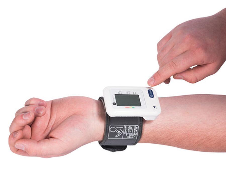 Caring Mill® Digital Wrist Blood Pressure Monitor, , large image number 5