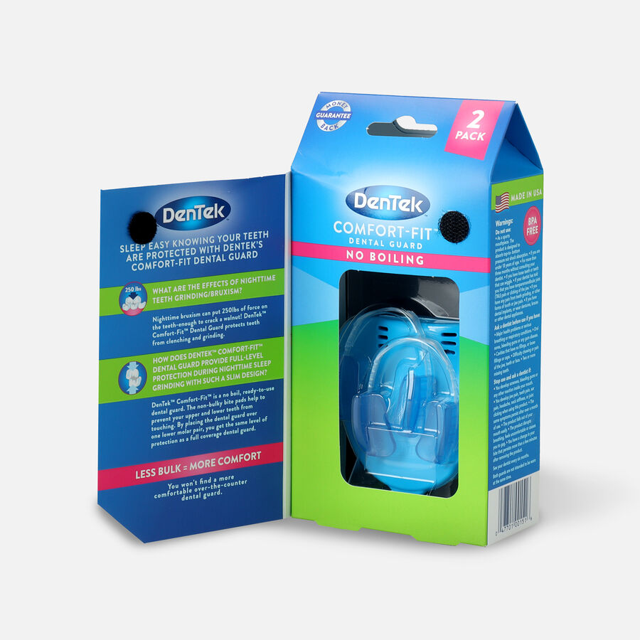 DenTek Comfort-Fit Dental Guard - 1 ea, , large image number 2