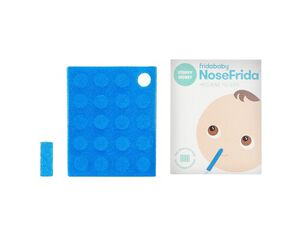 NoseFrida The Snotsucker Filters, 20 pk