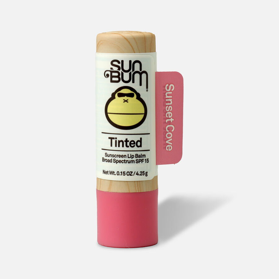 Sun Bum SPF 15 Tinted Lip Balm, .15 oz, , large image number 8