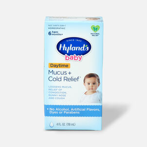 Hyland's Baby Mucus and Cold Relief, 4 oz