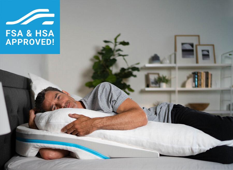 MedCline Shoulder Relief System, One Size, , large image number 8