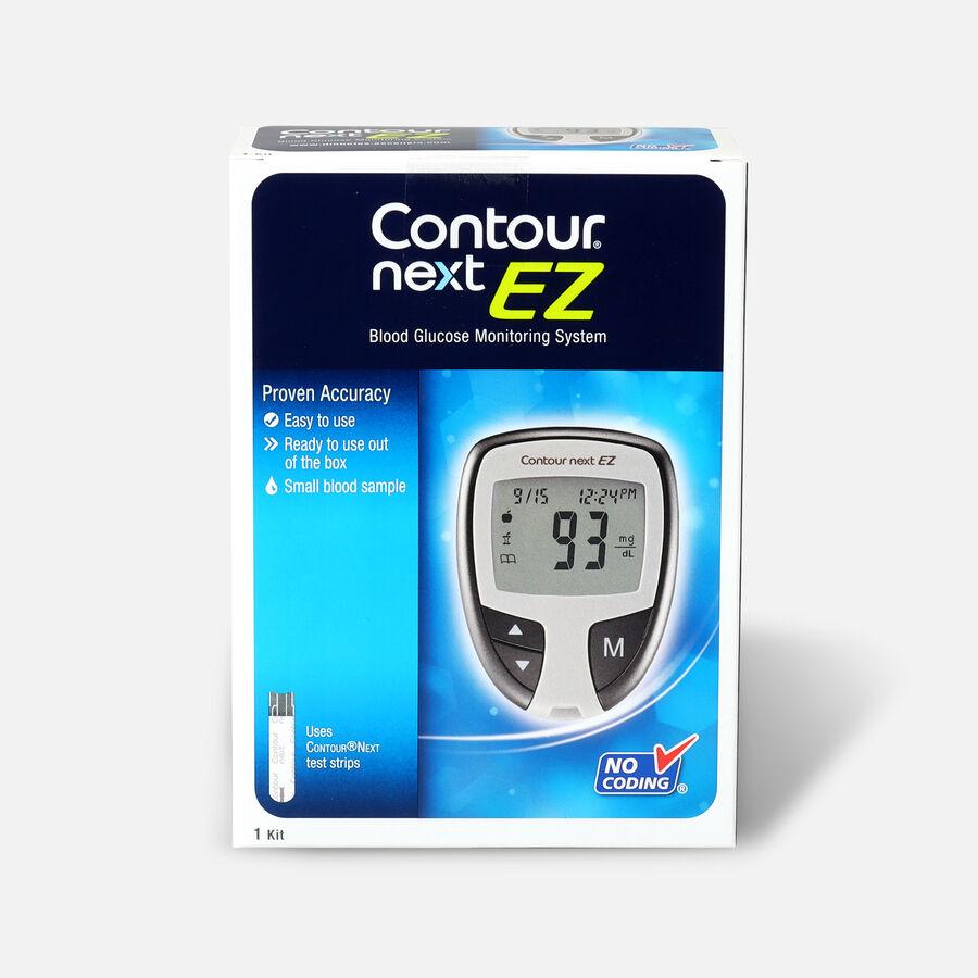 CONTOUR® NEXT EZ Blood Glucose Monitoring System, , large image number 0