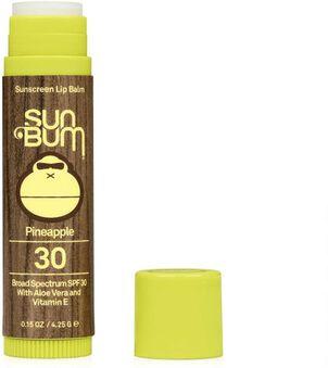 Sun Bum Lip Balm, SPF 30, Pineapple, .15oz