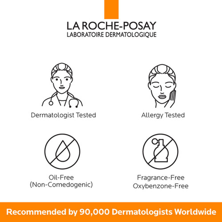 La Roche-Posay Anthelios Melt-In Milk Sunscreen for Face & Body SPF 100, 3 fl oz., , large image number 5