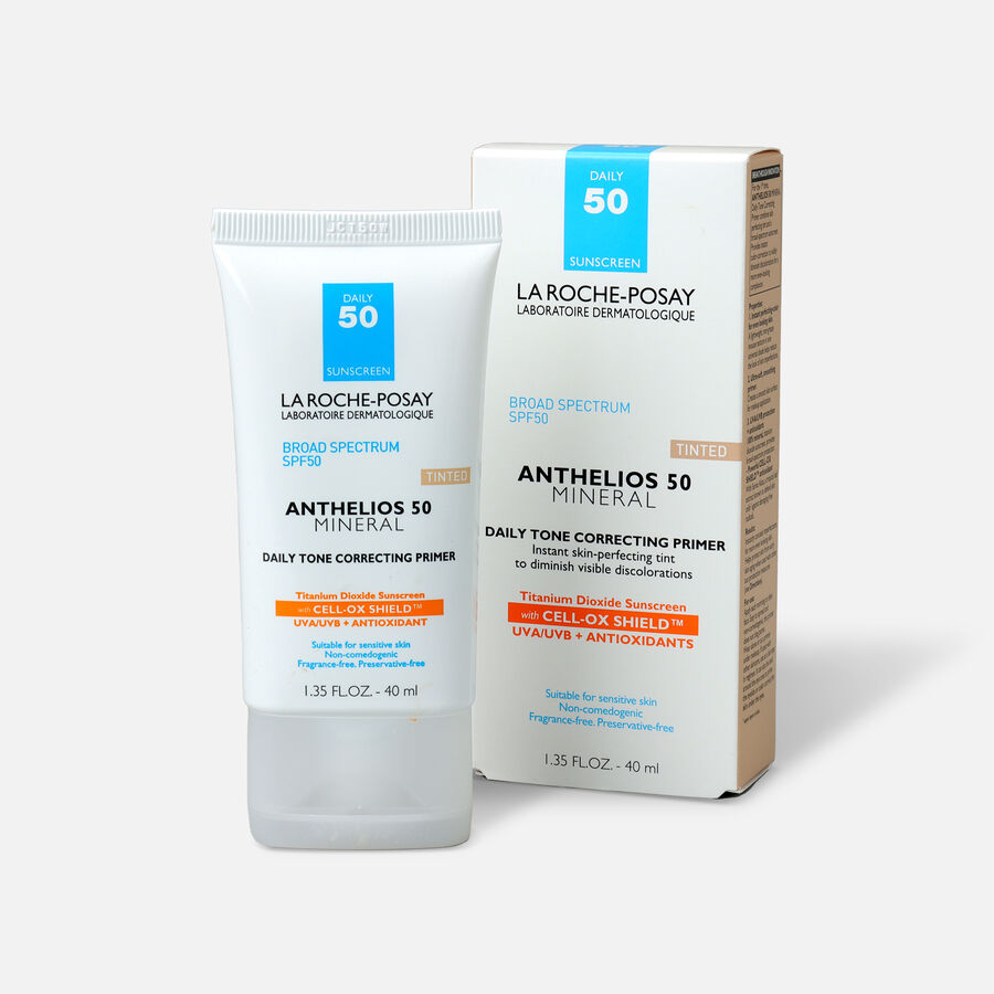 La Roche-Posay Anthelios 50 Daily Tone Correcting Primer, 1.35 fl oz, , large image number 3