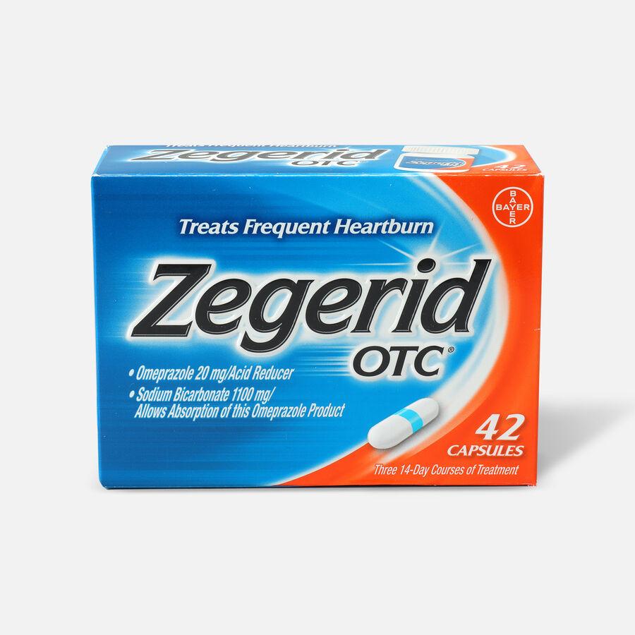 Zegerid OTC Heartburn Relief Capsules, 42 ct , , large image number 0