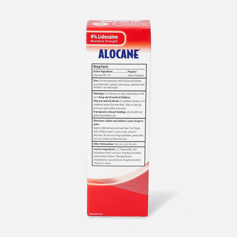 Alocane Maximum Strength Emergency Burn Gel, 2.5 oz, , large image number 2
