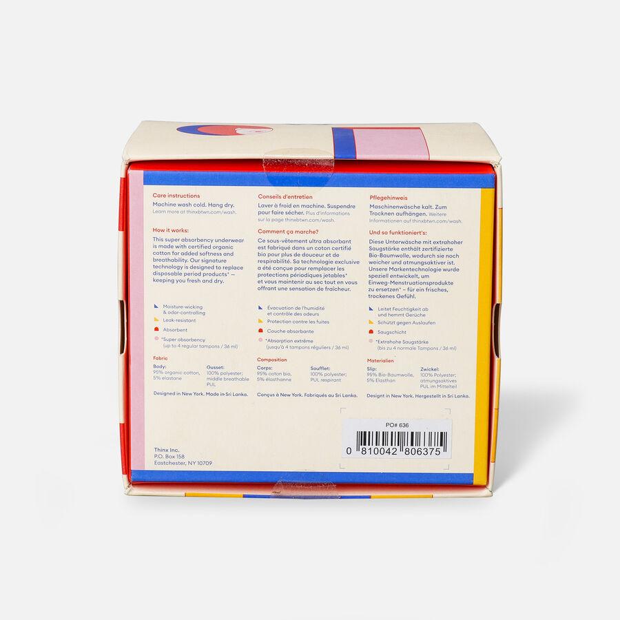 Thinx (BTWN) Fresh Start Period Kit, Super Basics Combo, , large image number 8