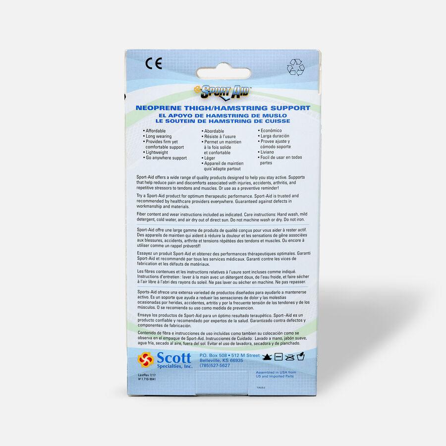 Sportaid Neoprene Thigh/hamstring Support - Sa9041 - Medium, , large image number 1