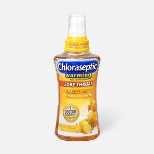 Chloraseptic, Honey Lemon, Warming Sore Throat Spray, 6oz