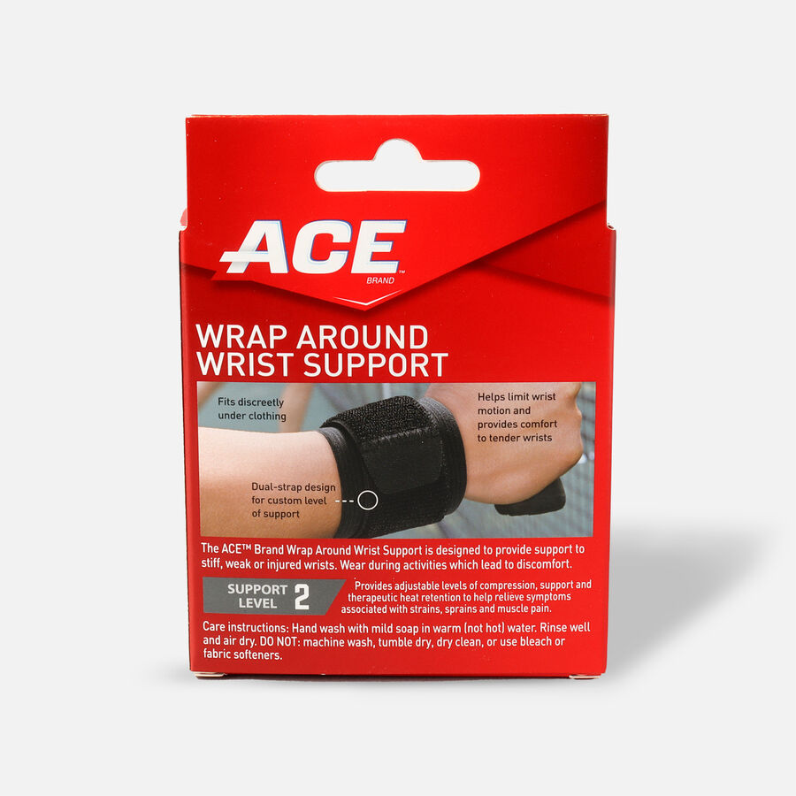 Ace Wrap Around Wrist Support, , large image number 1
