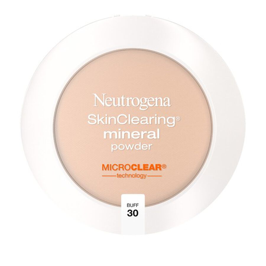 Neutrogena SkinClearing Mineral Powder, .38 oz, , large image number 2